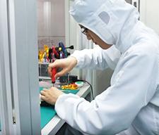 柔軟で素早い対応を可能にするための設備投資をし、常に高い水準のセキュリティを保持