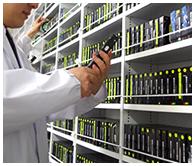 サービスの品質を保つため、設備・部品確保・システムにおいて様々な取組みを実施